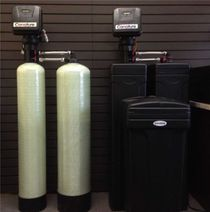 water conditioning equipment